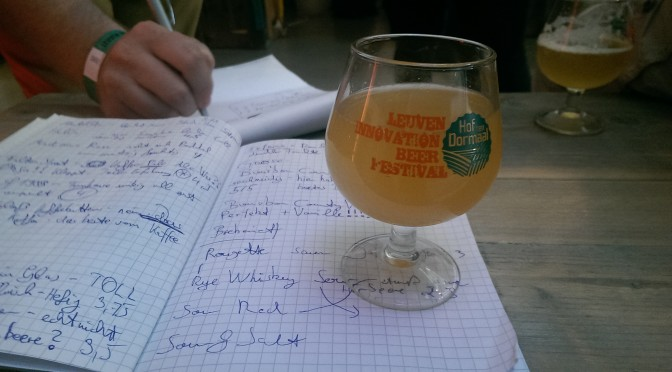 """<span class=""""entry-title-primary"""">Leuven Innovation Beerfestival</span> <span class=""""entry-subtitle"""">Unterwegs in Belgien</span>"""