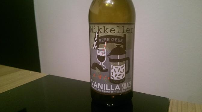 """<span class=""""entry-title-primary"""">Mikkeller – Beer Geek Vanilla Shake</span> <span class=""""entry-subtitle"""">Bierverrückte Vanilleshakes - Sind wir nicht alle ein bisschen """"Geek""""? </span>"""