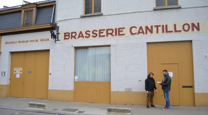 """<span class=""""entry-title-primary"""">Brasserie Cantillon</span> <span class=""""entry-subtitle"""">Die ultimative Säurefizierung in Brüssel</span>"""