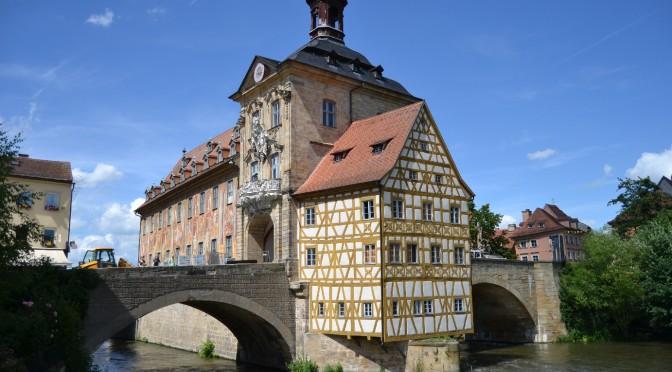 """<span class=""""entry-title-primary"""">Bamberg – Bier & Kultur</span> <span class=""""entry-subtitle"""">eine Welterbestadt in Franken mit 70.000 Einwohnern... und 9 Brauereien</span>"""