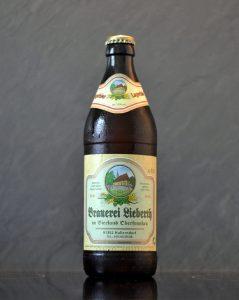 Brauerei Lieberth Helles Lager - Foto: AF