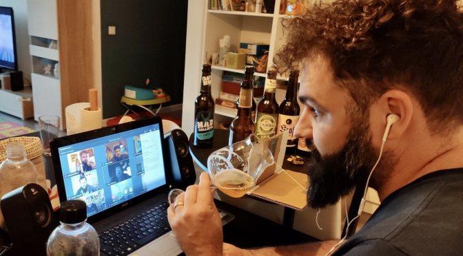 Online Bierprobe mit den Hopfenjüngern