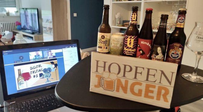 """<span class=""""entry-title-primary"""">Mit Abstand der beste Biergenuss – Virtuelle Tastings</span> <span class=""""entry-subtitle"""">Alternative Vertriebswege von Brauereien und Bierbars in Zeiten der Krise</span>"""